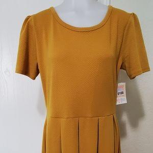 NWT LuLaRoe Amelia Dress XL w/Pockets